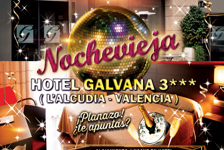 nochevieja hotel valencia