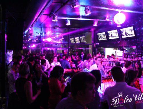 Nochevieja en Discoteca Dolce Vita