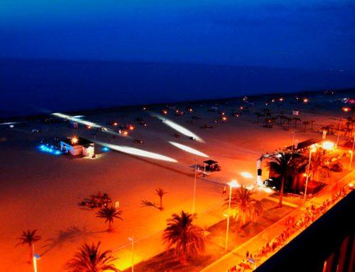 Nochevieja Playa de Gandia